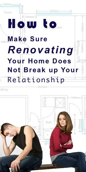 With today's modern couples showing increased interest in DIY projects, many are finding it a stress on their relationship- but it doesn't have to be! There are ways to prevent it and rather use the experience to build your relationship ...