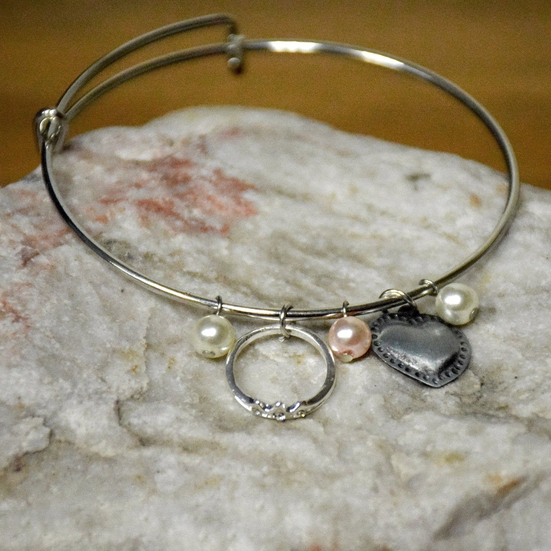 Leather Wrap Bracelet Adjustable Bracelet Mothers Day Gifts Sterling Silver and Leather Wrap Bracelet Semicolon Bracelet