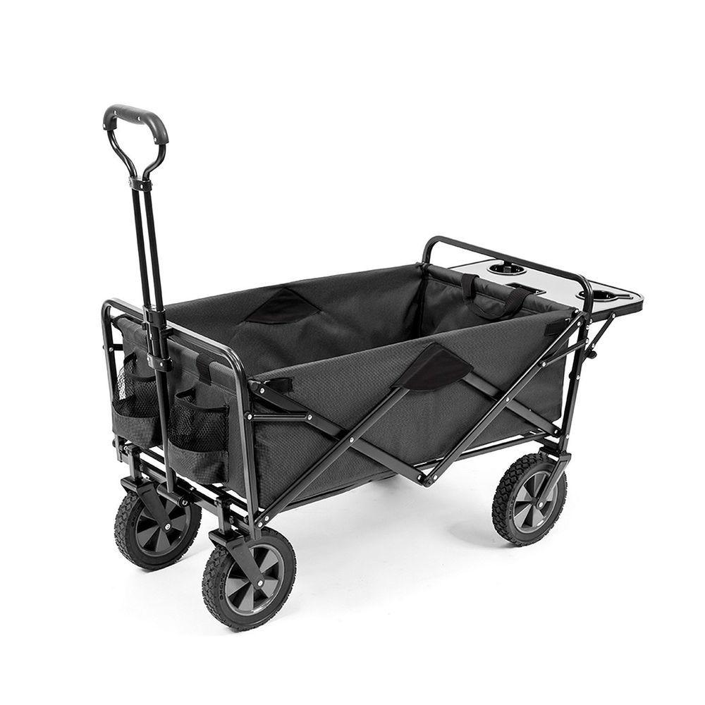Details about MAC Folding Sports Wagon Beach Cart Bonus