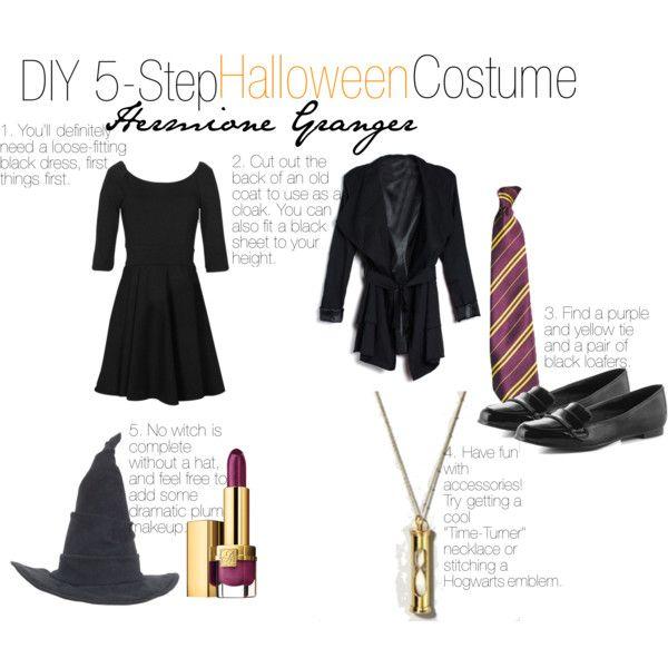 Hermione Halloween Costume Ideas.5 Step Hermione Granger Diy Costume Ilovehalloween Harry