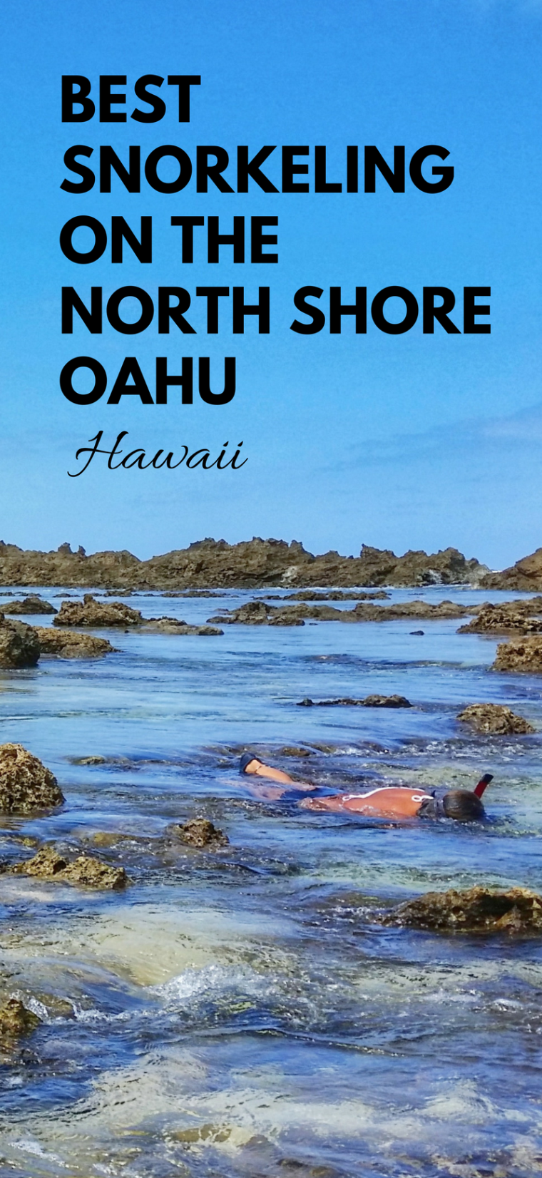 Shark's Cove: Snorkeling On The North Shore :: Oahu