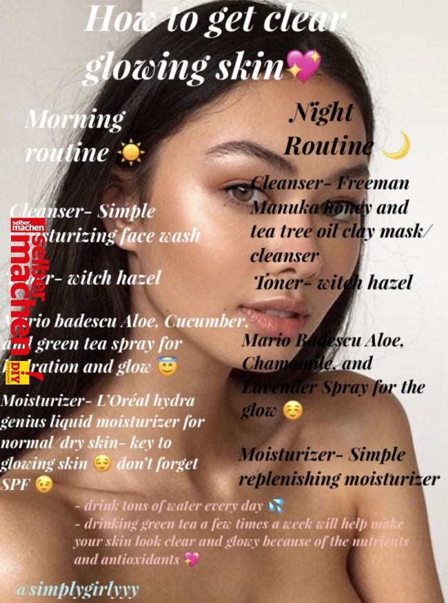 9da8a6f7ede9a9d23c316d9dd21b077f - How To Get Clear And Glowing Face At Home