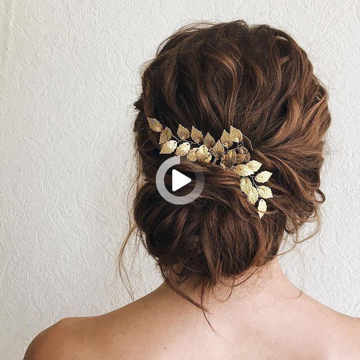Hermosos peinados de boda – peinados, peinados – boda y novia