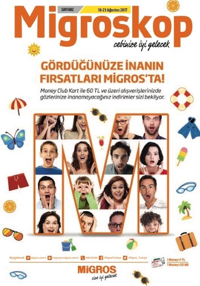 Antalya Migros'ta Ne Var Ne yok? panosundaki Pin