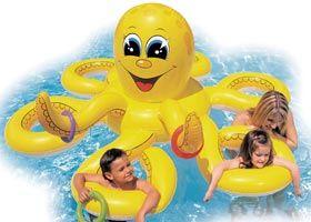 Octopus Fun Float