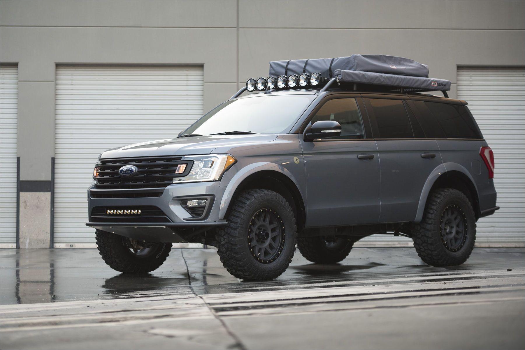 2018 Ford Expedition Lifted Ford expedition