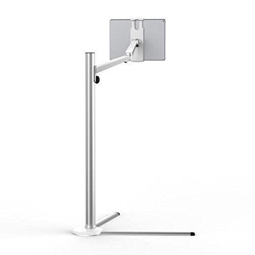 musician stand MagicHold 360/º Turn Height Adjusting stand for ipad Pro//Ipad//tablet//iphone 6//6S//6+//6S Stand//holder,ms Surface Pro,Any tablet upto 13 for both entertainment,lecture