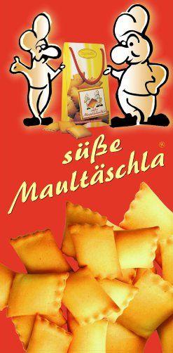 Confiserie Spieth - süße Maultäschla