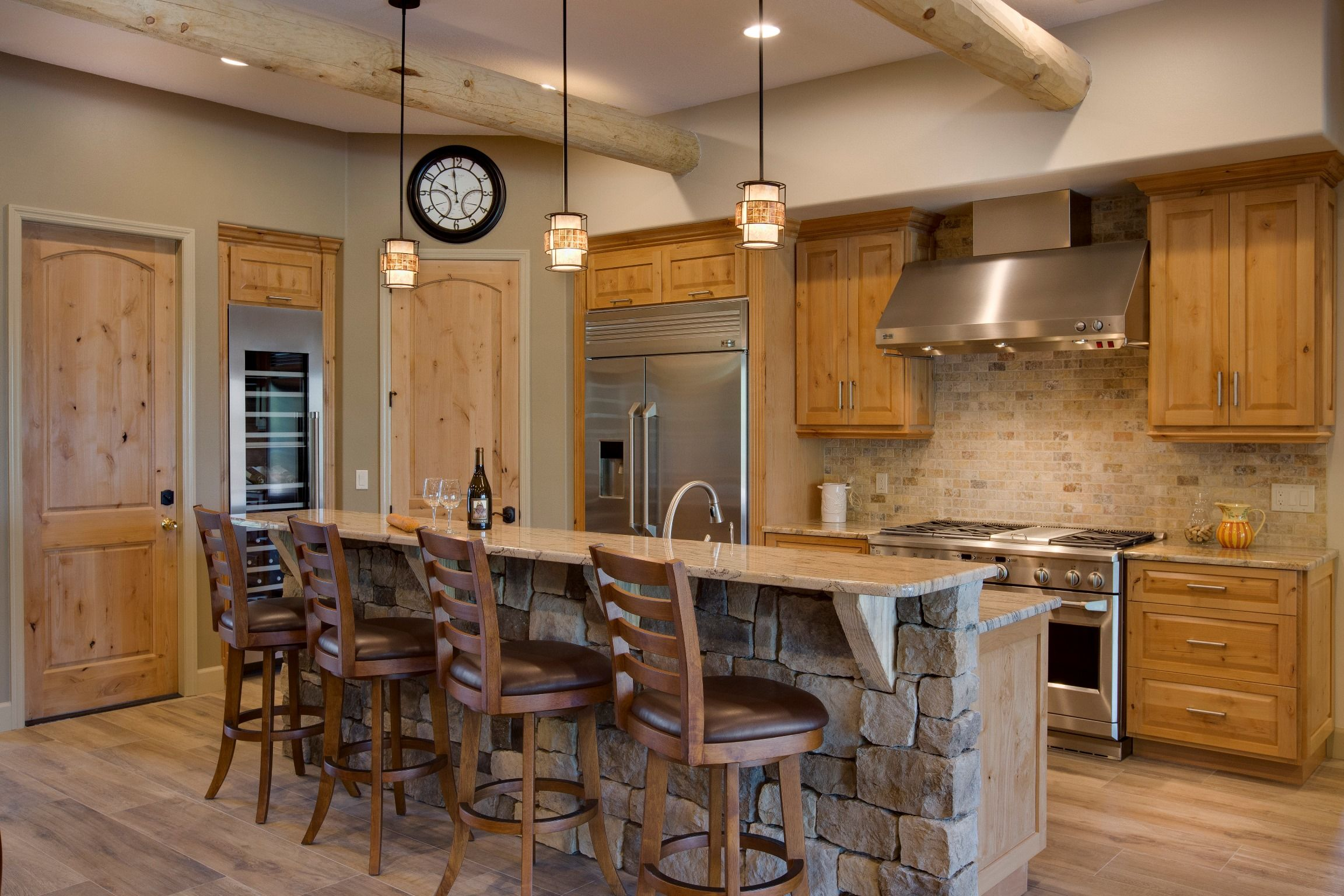 Jonathan McGrath Construction - The owners of this home ...