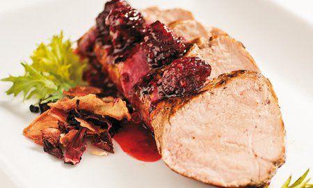 Esta receta de cerdo tiene una combinación de frutas clásicas y es muy sencilla de preparar. Los ingredientes son para 4 personas. INGREDIENTES: 1 libra de cerdo cortada en filetes...