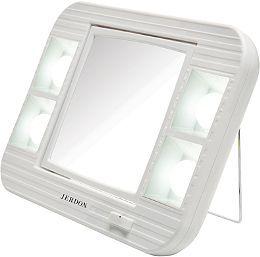 Jerdon Led 5x Lighted Makeup Mirror Ulta.com - Cosmetics ...