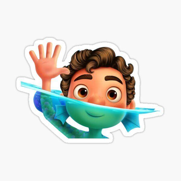 Luca Gifts Merchandise In 2021 Disney Sticker Cute Stickers Print Stickers
