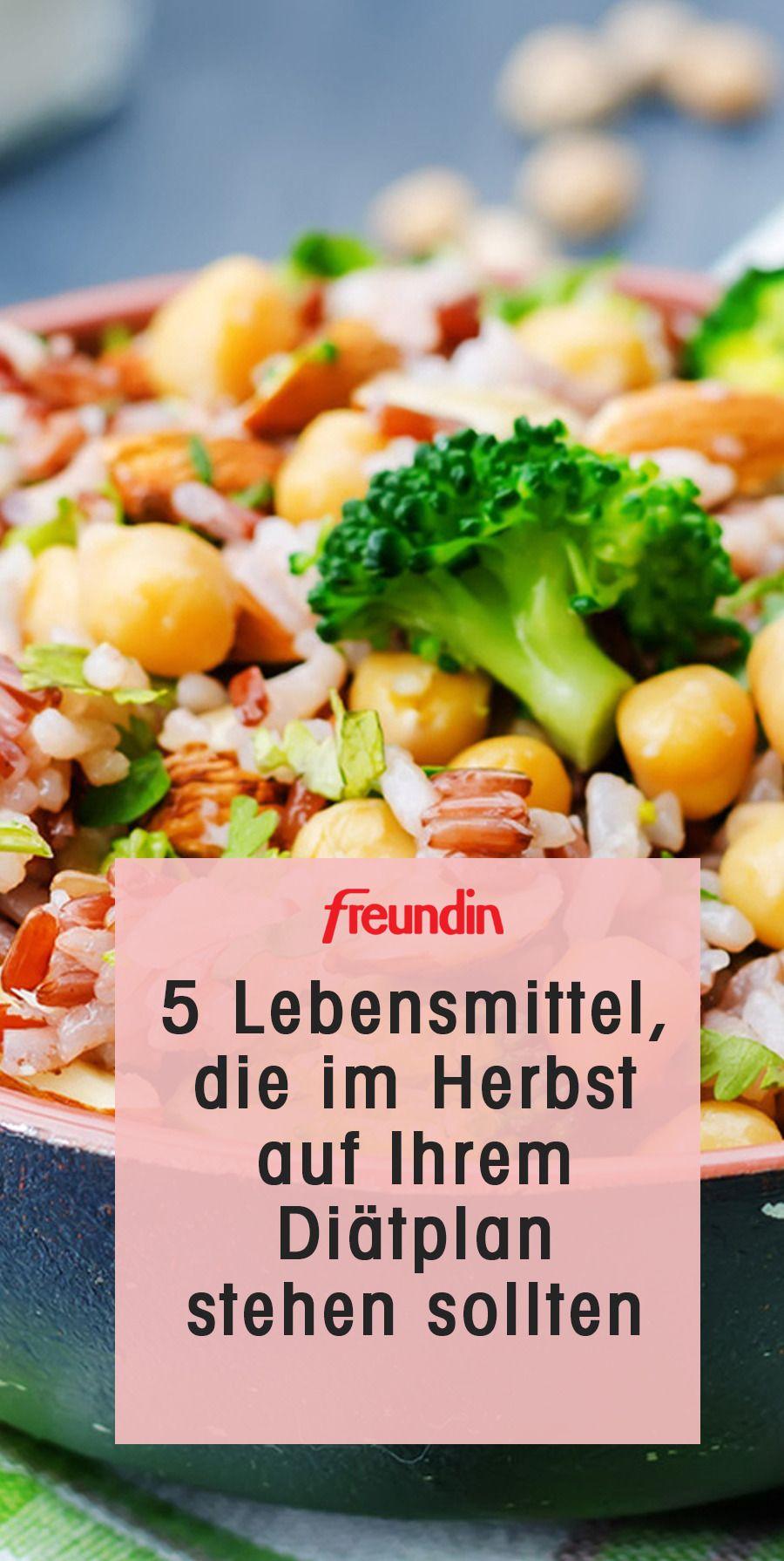 Photo of Abnehmen: 5 Lebensmittel, die im Herbst auf Ihrem Diätplan stehen sollten | freundin.de
