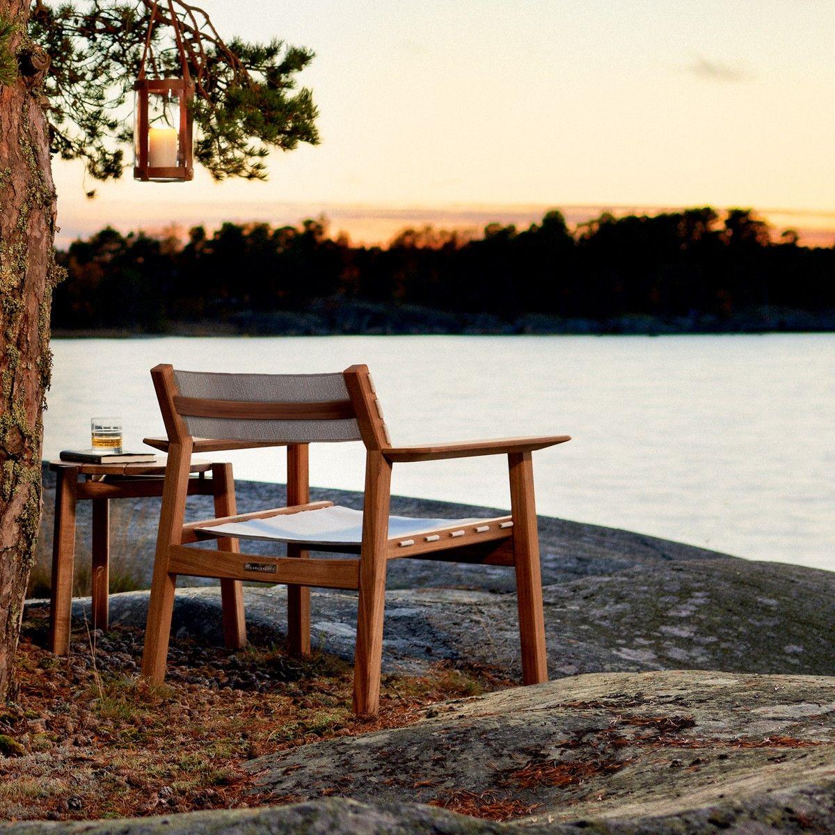 Amazing Djuro Lounge Armchair With Sling Artofit Uwap Interior Chair Design Uwaporg