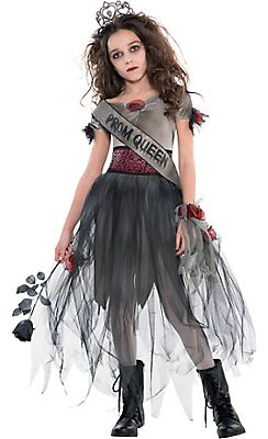 Girls Horror u0026 Gothic Costumes - V&ire Costumes for Girls - Party City  sc 1 st  Pinterest & Girls Horror u0026 Gothic Costumes - Vampire Costumes for Girls - Party ...