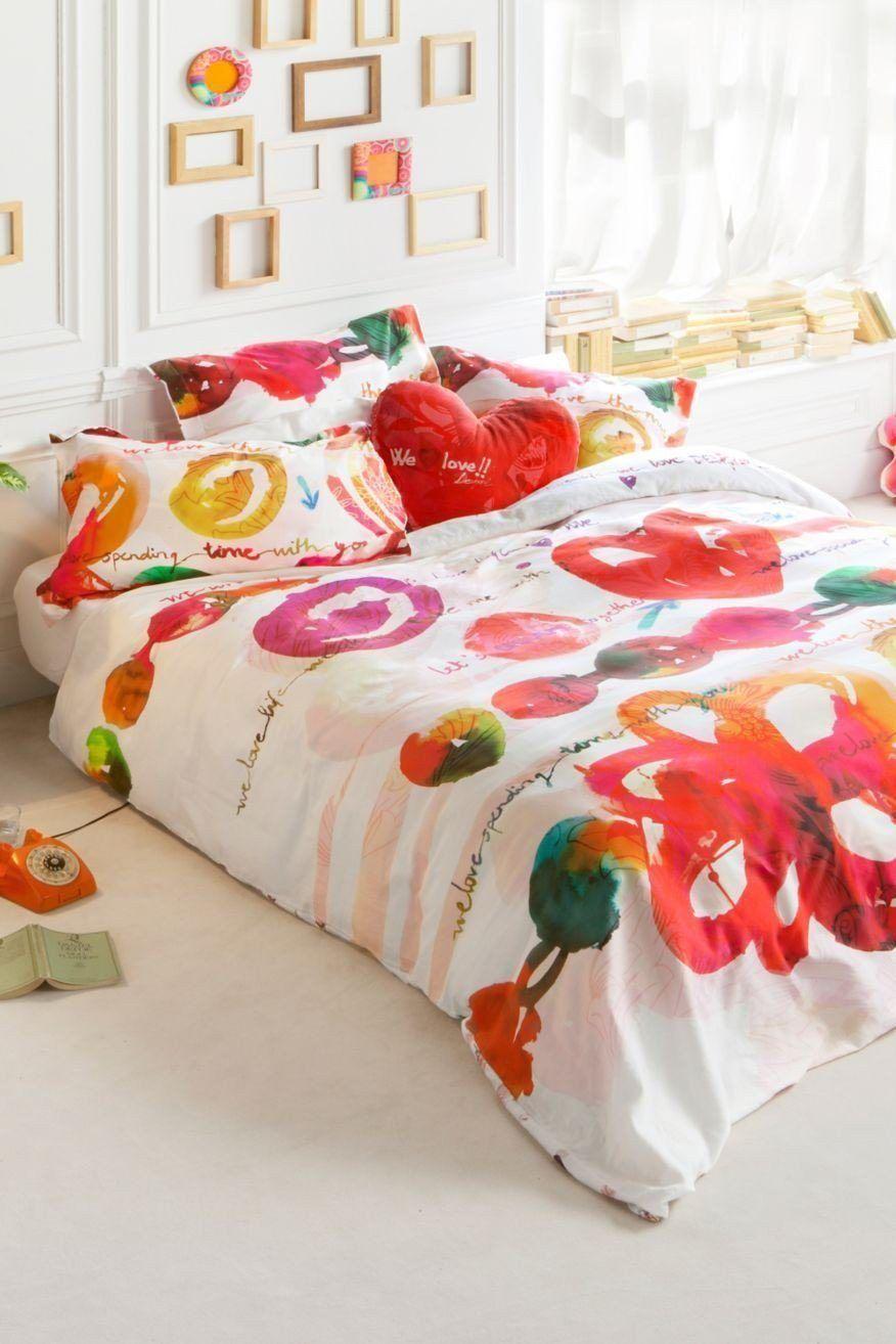 Desigual ropa de cama a todo color de inspiraci n boho chic 5 dormir ropa de cama camas y - Desigual ropa de cama ...