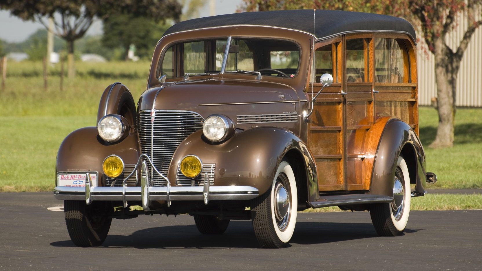 1939 Chevrolet Woody Station Wagon - 1 - Print Image | chevy ...