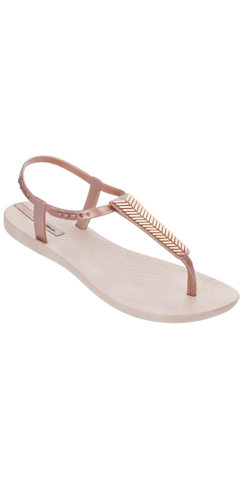 #iPanema 2015 Eva Rose Gold #Sandals #southbeachSwimsuits