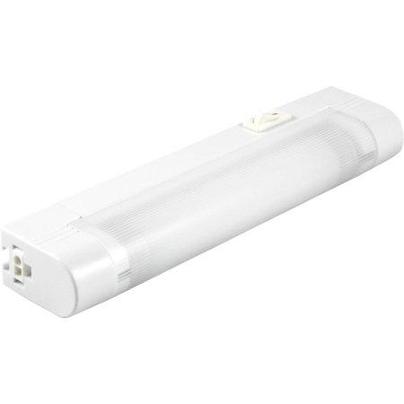 Ge Slimline 8in Plug In Fluorescent Under Cabinet Light
