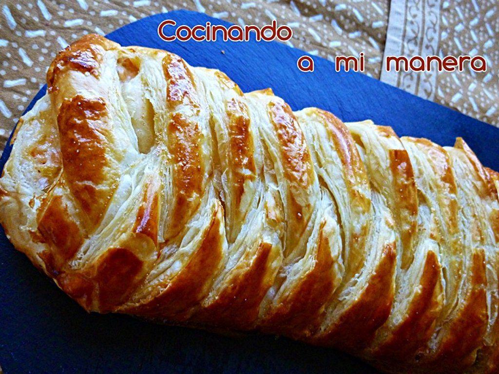 Hojaldre y mar. Platos principales con hojaldre y pescados.   Cocinar en casa es facilisimo.com