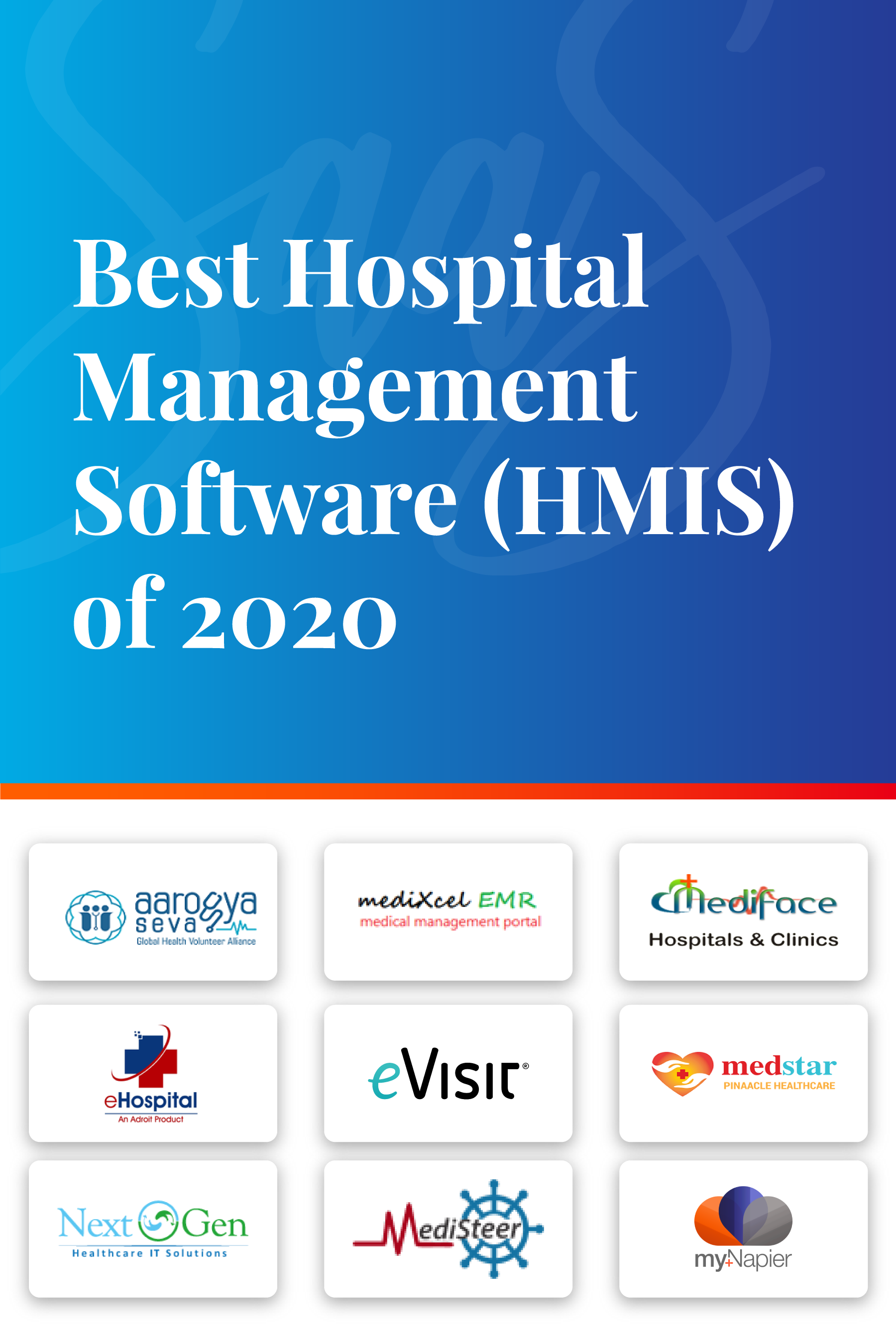 The 10 Best Hospital Management Software Hmis Of 2020 Hospitality Management Best Hospitals Medication Management