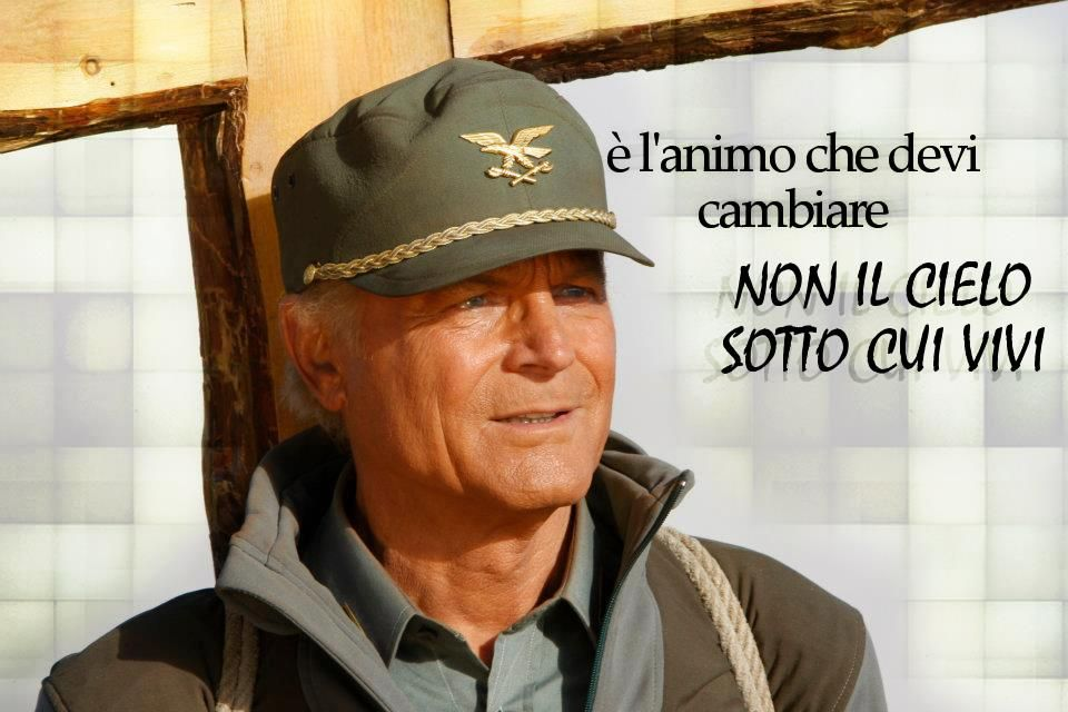 Pin By Harmony Dal Cielo On Pubg: Terence Hill Un Passo Dal Cielo