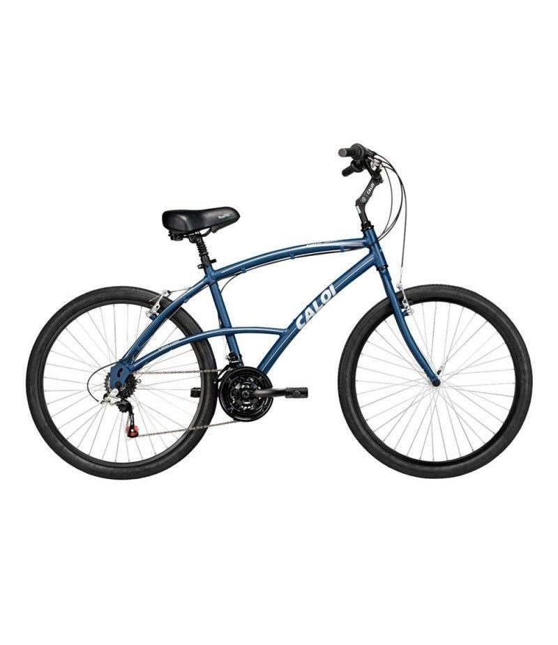 b83ec57c9 Bicicleta Caloi 300 Sport Azul Petroleo