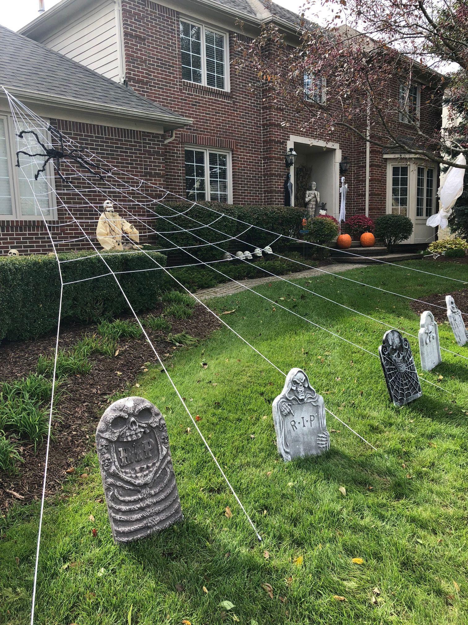 pinnew century realtors on halloween decorating ~ michigan style