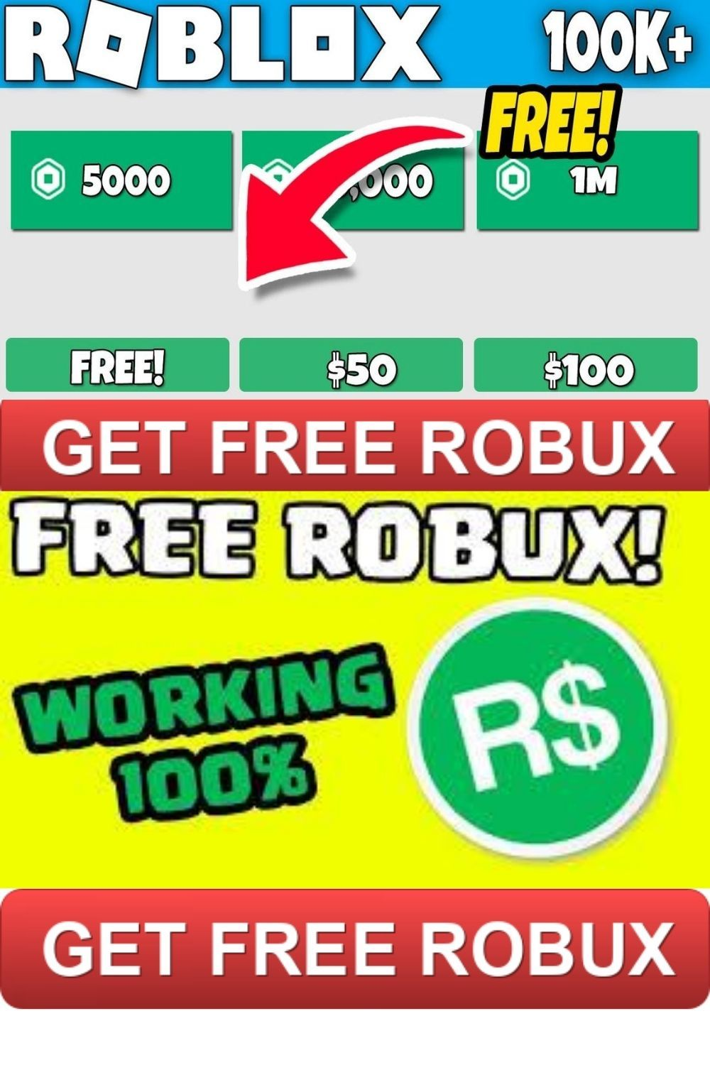 Free robux without verification free robux gift card in