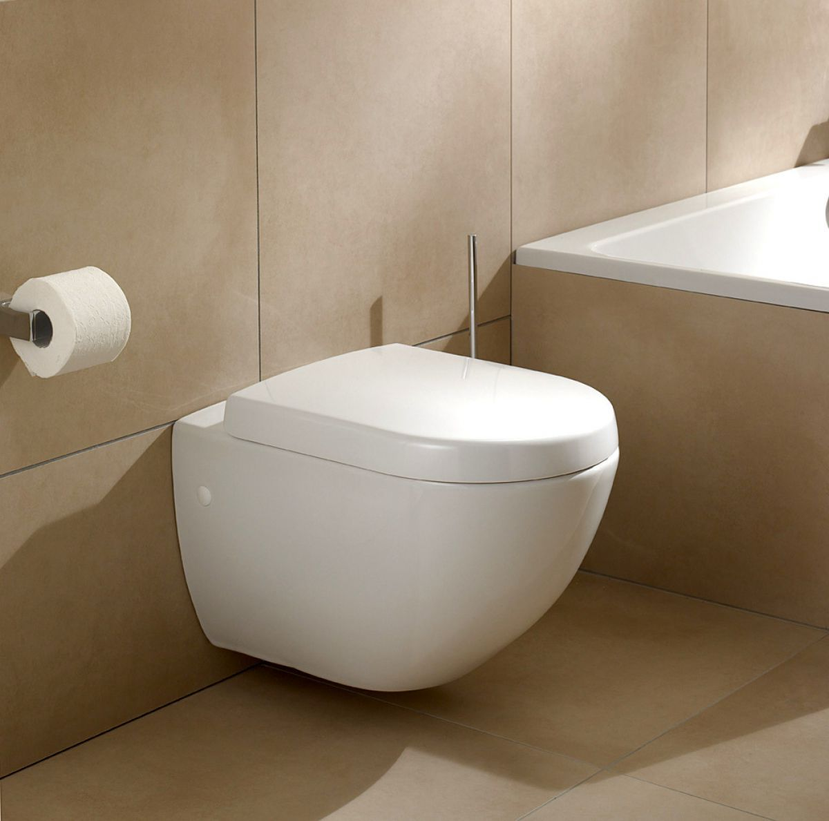 Villeroy And Boch Soho Compact Wall Hung Wc Wall Hung Toilet Wall Mounted Toilet Toilet
