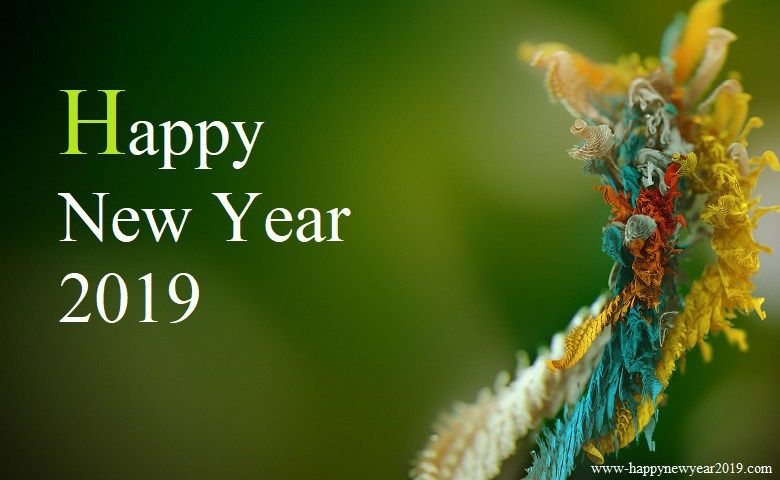 Happy New Year 2019 Images Wallpapers Happy New Year 2019 Photography Wallpaper Abstract Wallpaper Desktop Wallpaper