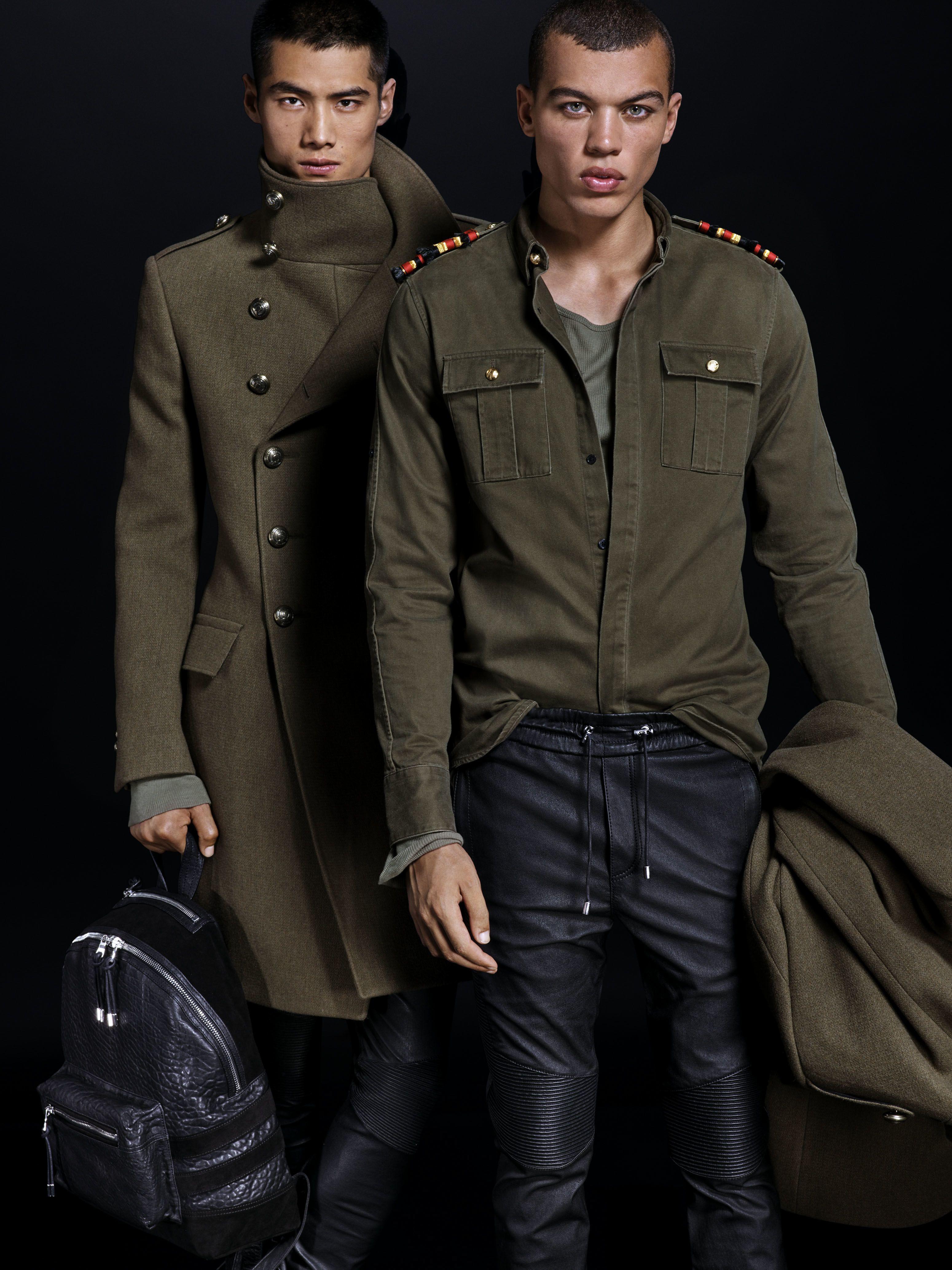Todos los looks masculinos de la colección de H&M x