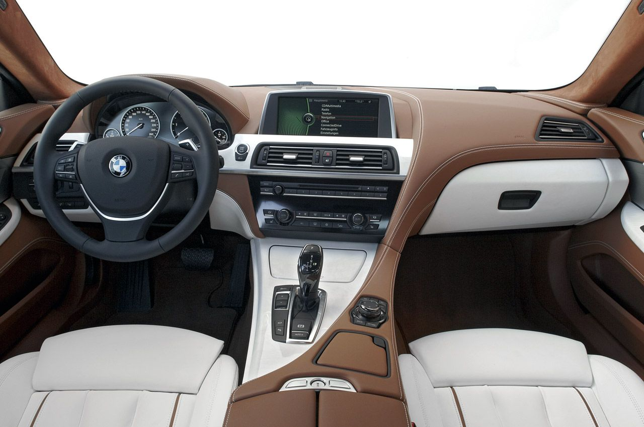 2013 Bmw 650 Gran Coupe I M Starting To Notice A Warm Brown And