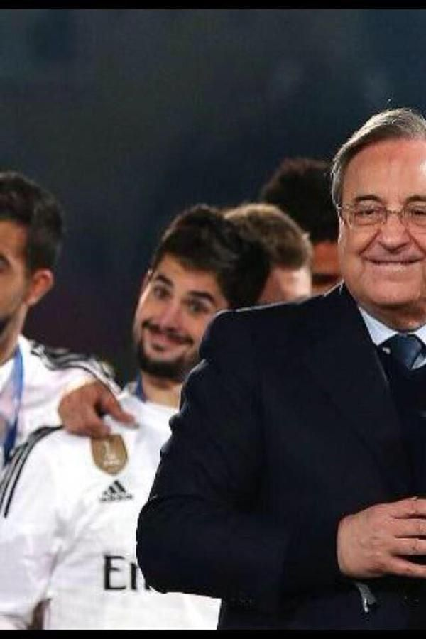 That Isco face