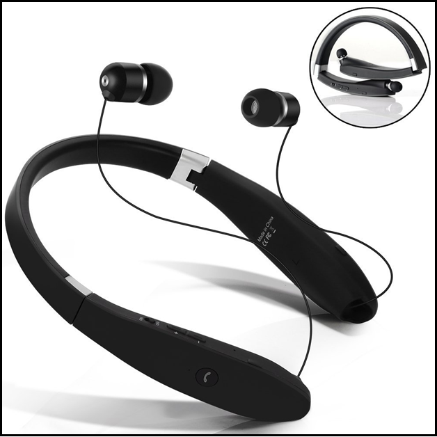 Best Headphones For Samsung Galaxy Note 8 Sweatproof Headphones Bluetooth Headphones Wireless Bluetooth Headset