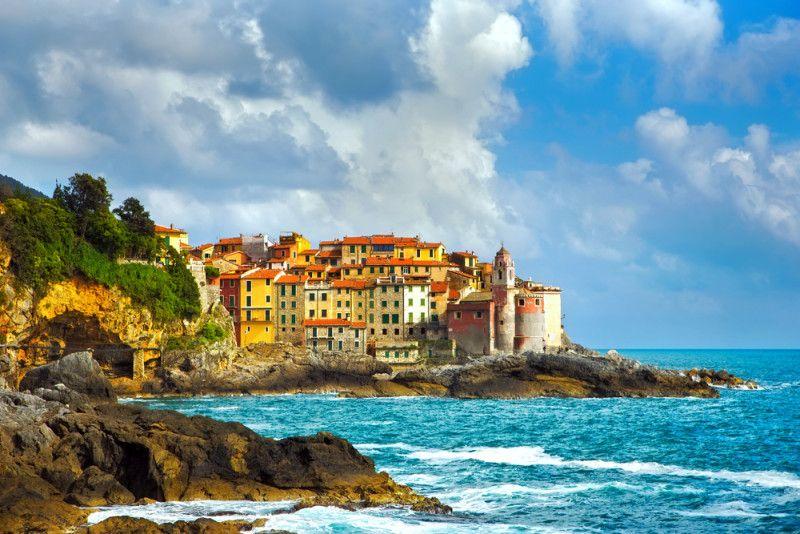El pueblo italiano colgado junto al mar con el que soñabas podría ser Tellaro