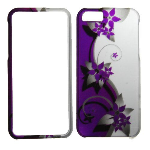 Para el iPhone 5 5S - protector de la cubierta de plata púrpura vides Diseño Caso de goma 2D goldSG http://www.amazon.es/dp/B00N6VNPV6/ref=cm_sw_r_pi_dp_OaY2ub0JCRZCT
