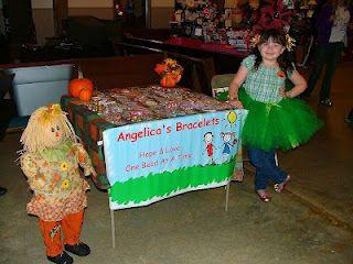 Angelica's Charity Bracelets