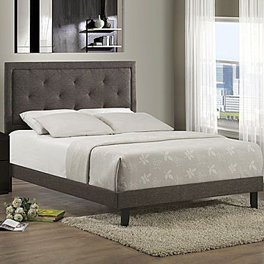 jcp | Beckett Tufted Upholstered Bed