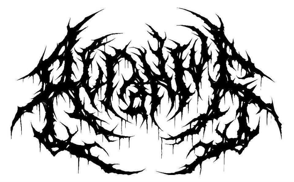 steve crow acranius https www facebook com stevenjcrow rh pinterest com  black metal logo creator online