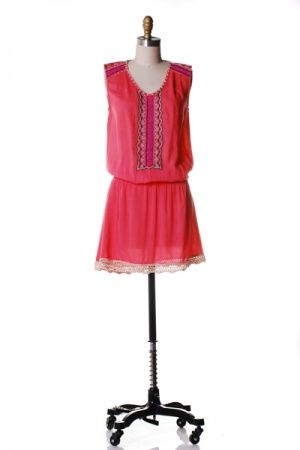Coralists dress, love this color $90.49