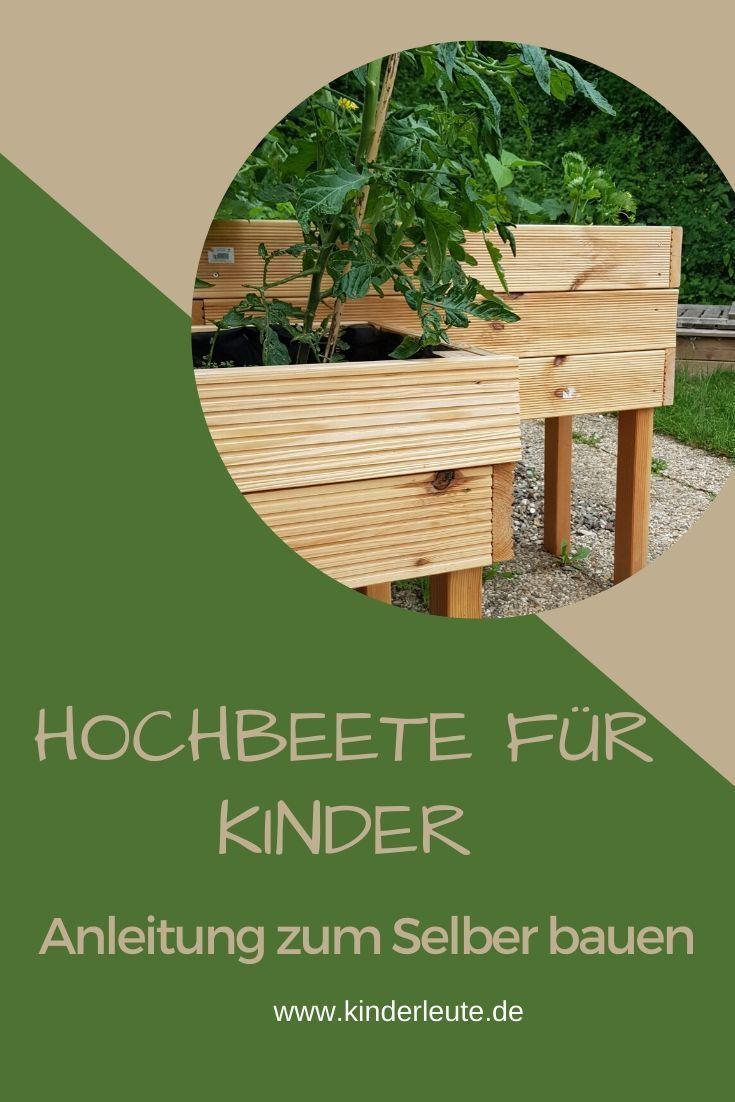 Photo of Hochbeet für Kinder bauen – Kinderleute