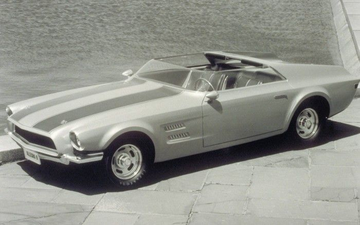 1965 Ford Allegro Ii Concept Cars Retro Cars Cool Sports Cars