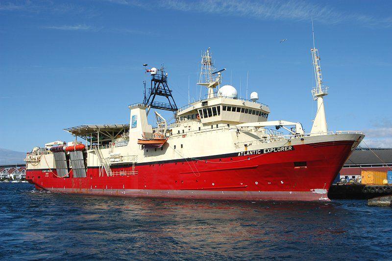 Survey Vessel Merchant Navy Vessel Offshore