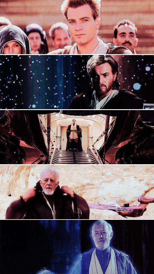 Obi Wan Kenobi If You Strike Me Down I Shall Become More Powerful