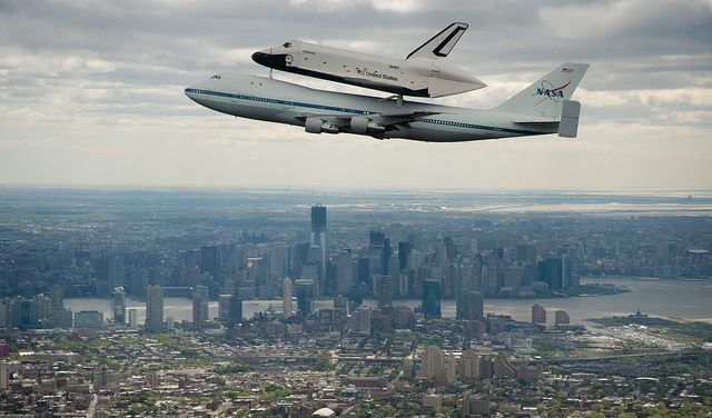 Shuttle Enterprise Flight to New York (201204270025HQ) by nasa hq photo, via Flickr