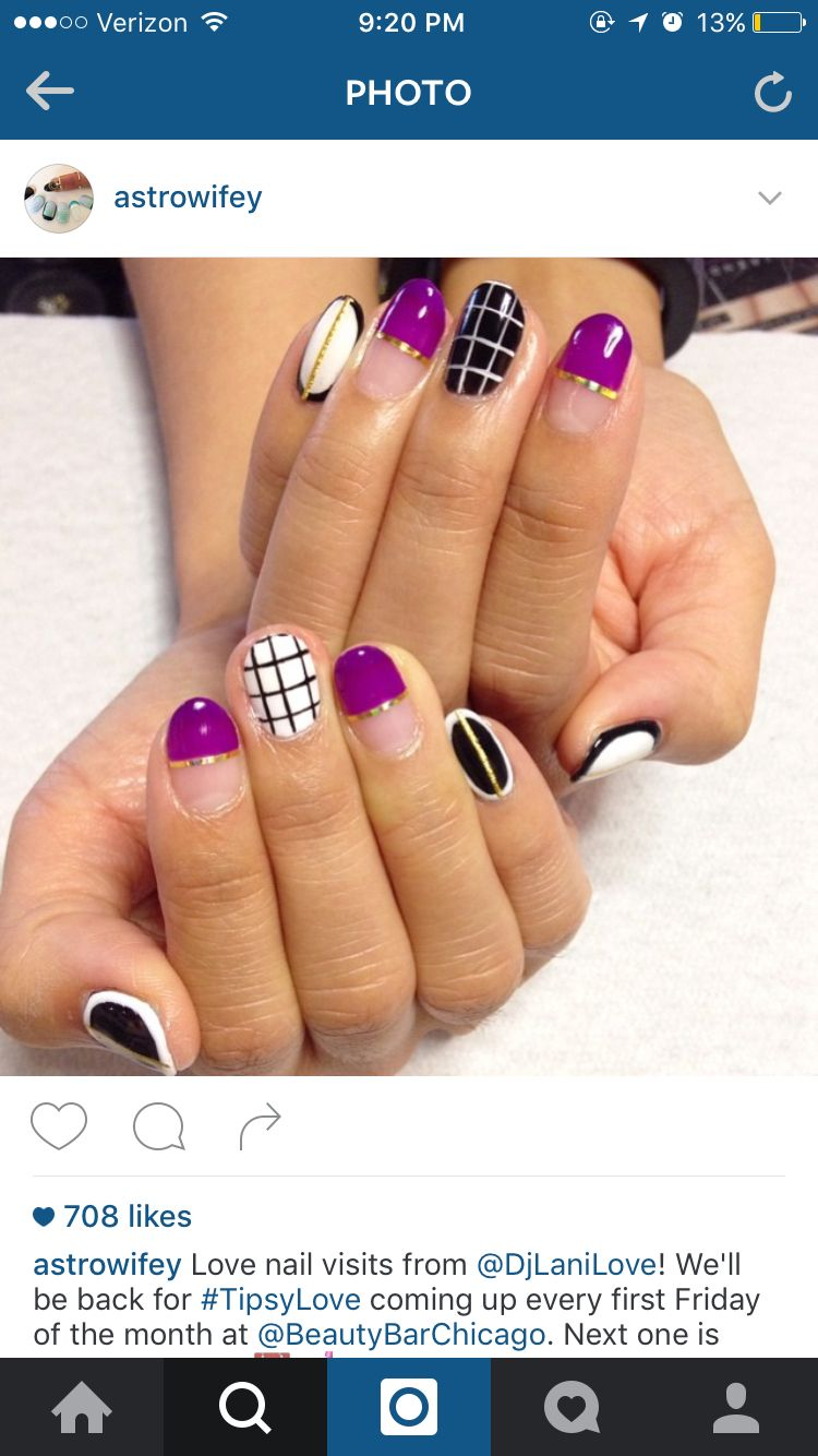 Pin by Aimee Hanstein on Nails   Nails, Manicure, Love nails