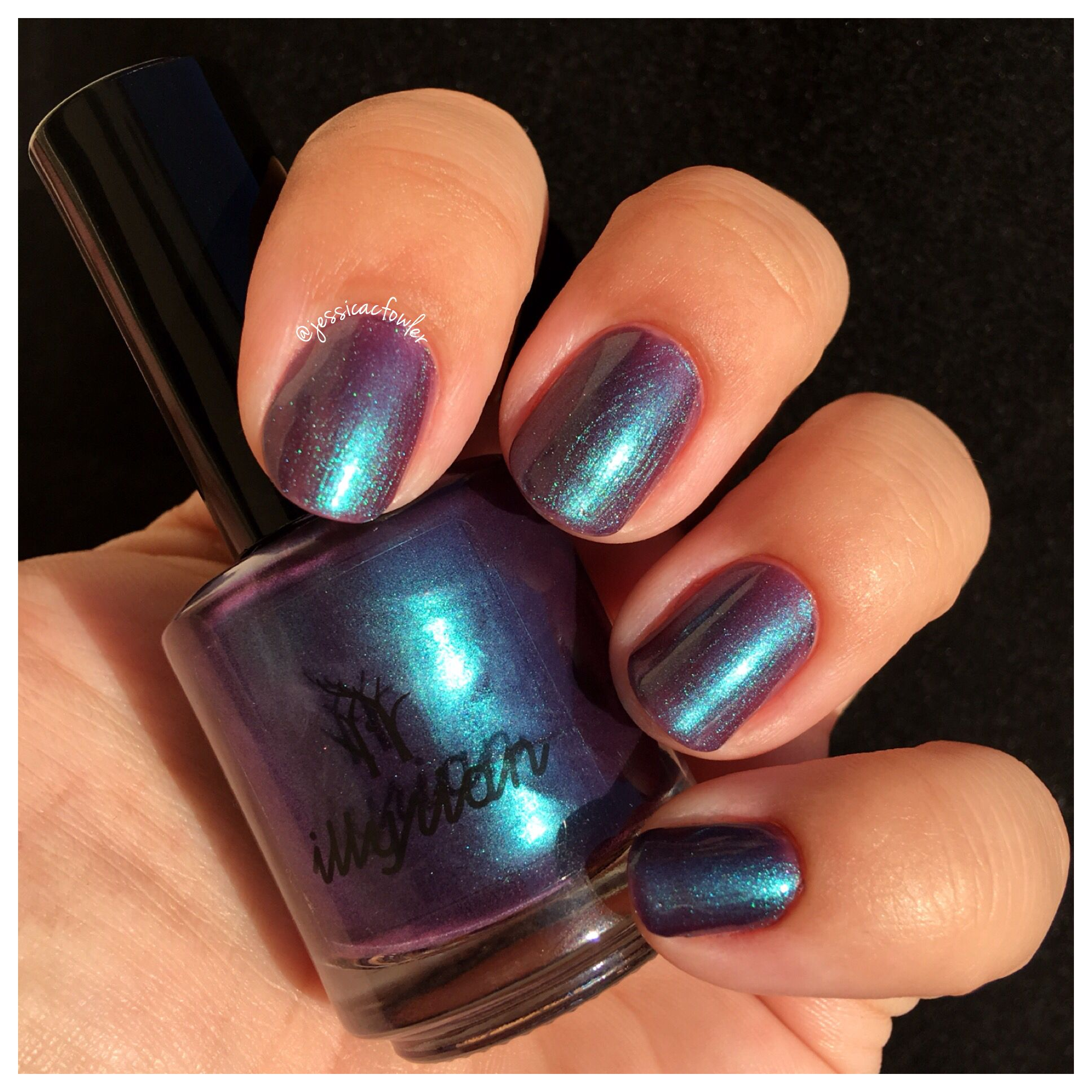 Illyrian Polish - Deadly Nightshade | Polish, Nail polish ...
