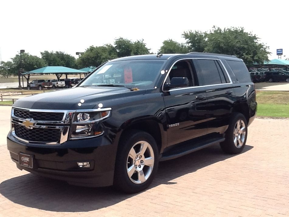 2015 Chevrolet Tahoe At Vincent Towne At Classic Chevrolet In