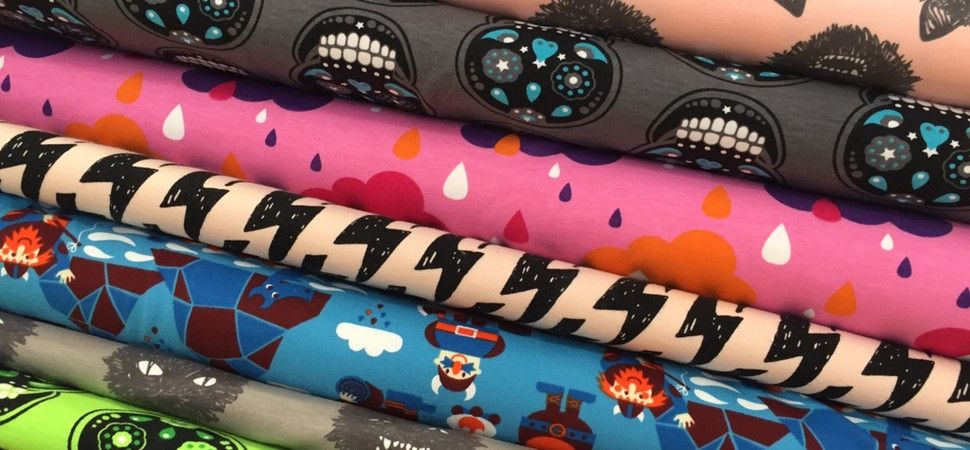 Home to European knit fabrics, funky clothes, and sewing patterns – Kitschy Coo